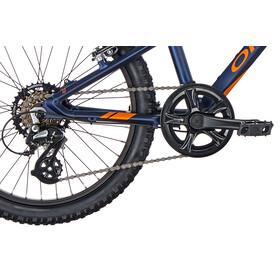 "ORBEA MX Dirt Juniorcykel Barn 20"" blå"